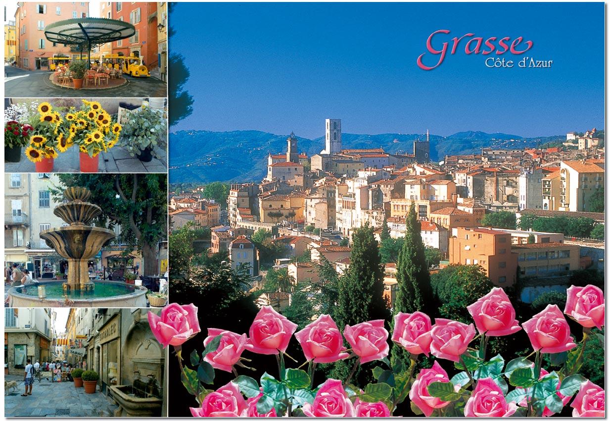 Grasse capitale mondiale du parfum for Maison du monde grasse