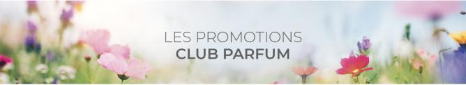 Promotions club parfum